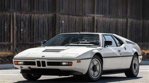 Bmw M1 Poised To Set New Records At Auction