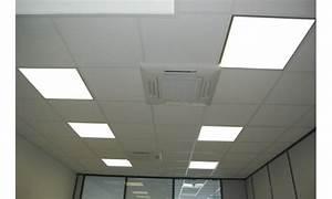 Pavé Led 600x600 : plafonnier led encastrable 1200 mm 300 mm cadre blanc 40w ~ Edinachiropracticcenter.com Idées de Décoration