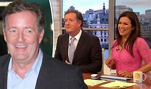Good Morning Britain - Host Piers Morgan says show has ...