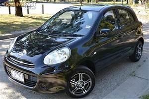 Nissan Micra 2012 : 2012 nissan micra st l k13 5d hatchback for sale in ferntree gully vic 2012 nissan micra st l ~ Medecine-chirurgie-esthetiques.com Avis de Voitures