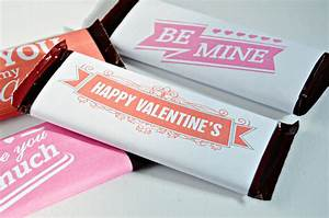 homan at home With valentine candy bar wrapper templates