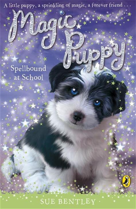 magic puppy  sue bentley penguin books australia