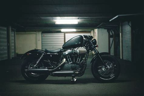 Harley Davidson Iron 883 4k Wallpapers by My Harley Davidson Forty Eight 4k Wallpaper And Background