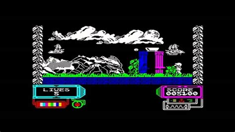 Explorer Xxxi Completed Zx Spectrum Youtube