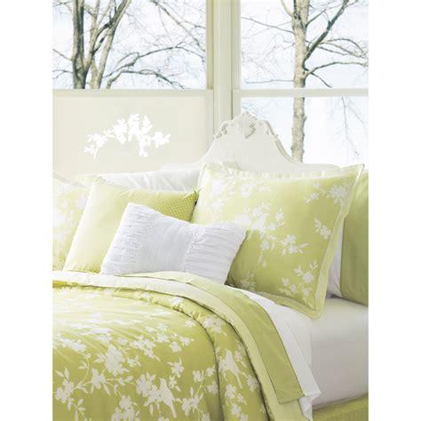 springmaid jeslyn sage floral comforter set