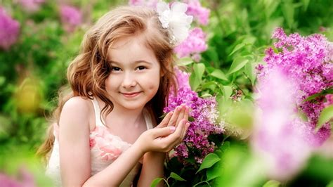 Cute Baby Girl Wallpaper (75+ Images