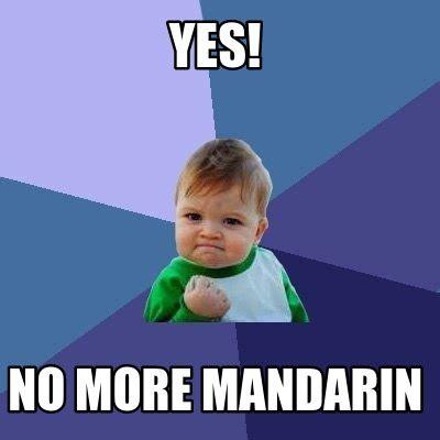 No More Memes - meme creator yes no more mandarin meme generator at