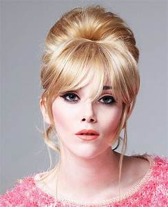 Bouffant Hairstyle For Short Hair ...