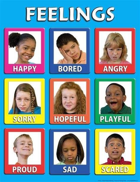 preschool feelings 30 mini posters teaching my 188 | dba3dadc00e662645e637d1443e64197