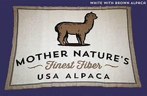 Mother Nature's Finest Fiber Blanket