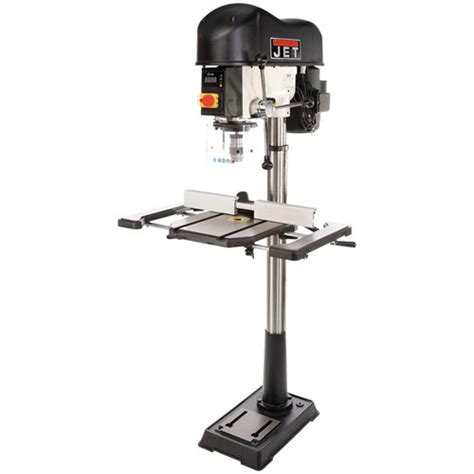 Jet Floor Standing Drill Press by Jet Variable Speed Floor Mount Drill Press Drill Presses