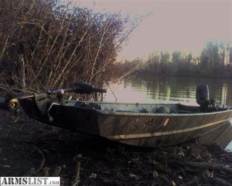 Jon Boat Trailer Motor Package by Armslist For Sale Jon Boat Package Includes Two