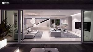 Weiß Grau Wohnzimmer : beispiele zum wohnzimmer einrichten 30 moderne ideen ~ Indierocktalk.com Haus und Dekorationen