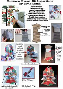 Bell Easel Cards Instructions