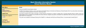 The Basic Education Information System User U0026 39 S Guide