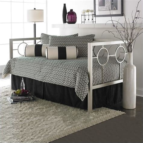 daybed with pop up fashion bed astoria metal daybed in chagne finish with