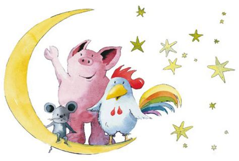 Wandtattoo Kinderzimmer Helme Heine by Beiwanda Wandsticker Helme Heine Freunde Quot Mond Und Sterne