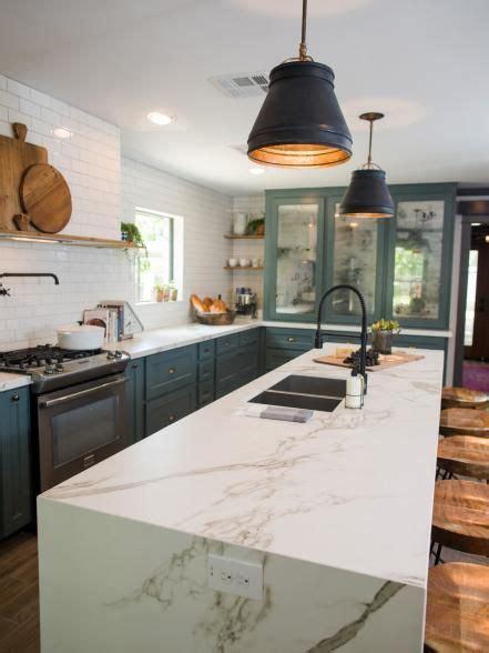 fixer upper  world charm  newlyweds kitchen