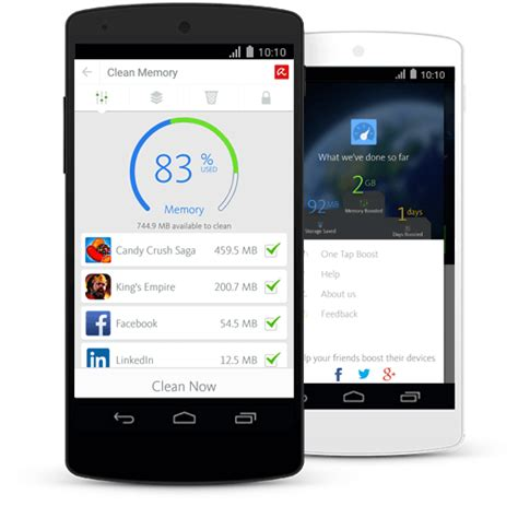 free android cleaner avira android optimizer free tuneup mobile cleaner