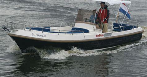 foto de Bellus 750 Officiersbarkas boot te koop Sloep Polyester