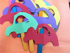 Crafts with Construction Paper