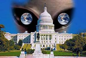 Activist Demands Congressional Action On Extraterrestrials
