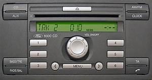 Code Autoradio Ford : car radio codes after a flat battery ~ Mglfilm.com Idées de Décoration