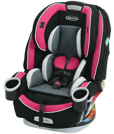 graco baby     convertible car seat infant child booster azalea  ebay