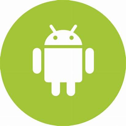 Android Icon System Round Circle Os Operating
