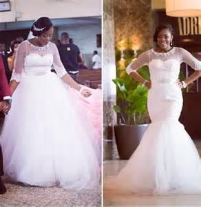 Nigerian Wedding Dresses