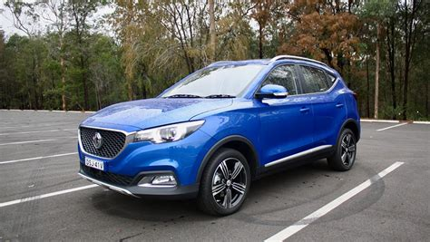 Mg Zs 2018 Review