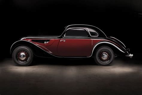 BMW 327 Coupe » Thornley Kelham
