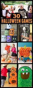 Halloween Games For Kids Halloween Pinterest
