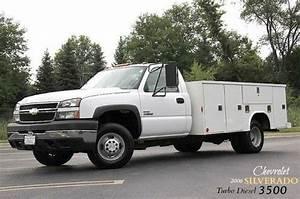 Buy Used 2005 Chevrolet Silverado 3500 Work Truck Reading