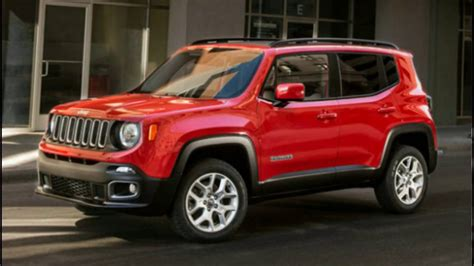 types of jeeps 2016 2018 jeep renegade off road drive design all specs youtube