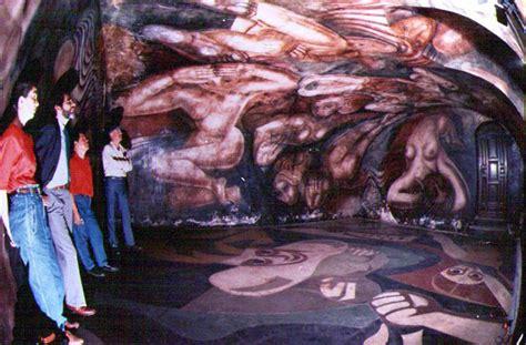david alfaro siqueiros murales y su significado sauna revista de arte