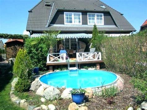 Zäune Für Den Garten by Swimming Pool Im Garten Swimmingpool Im Garten Msglocal