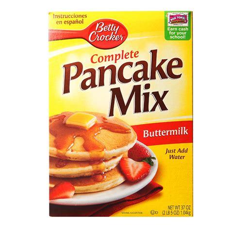 betty crocker pancake mix reviews ingredients price