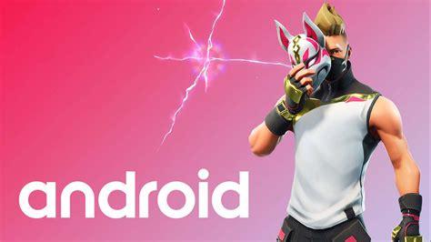 fortnite installer comment t 233 l 233 charger et installer fortnite sur android