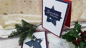 Edle Weihnachtskarten Basteln : sternen weihnachtskarte sch ttelkarte selber basteln diy ~ A.2002-acura-tl-radio.info Haus und Dekorationen