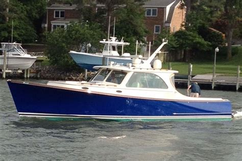 Hinckley Power Boats by 2012 Hinckley Talaria 40 Mkii Power Boat For Sale Www