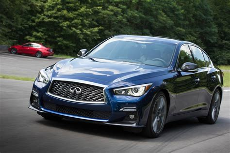 2018 Infiniti Q50 Hybrid Pricing  For Sale Edmunds