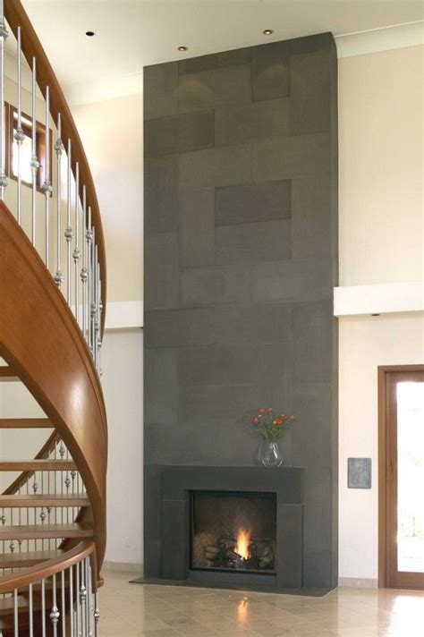 best 25 slate fireplace surround ideas on