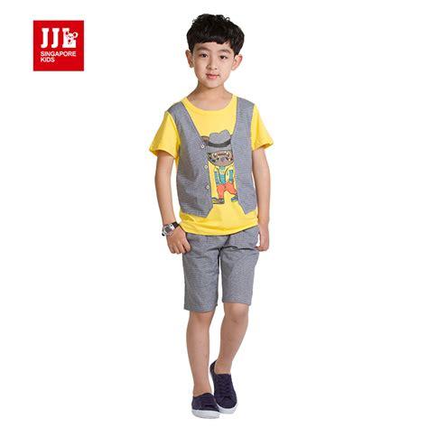 boys summer dress suit boys party suit short sleeve kids
