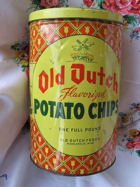 images  vintage potato chips  pinterest