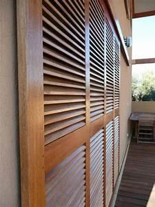 Fabriquer Volet Bois : fabriquer volet persienne bois mp39 jornalagora ~ Nature-et-papiers.com Idées de Décoration
