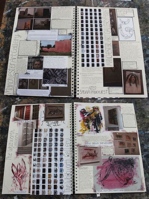 al fine art  sketchbook gallery trip planning  visit