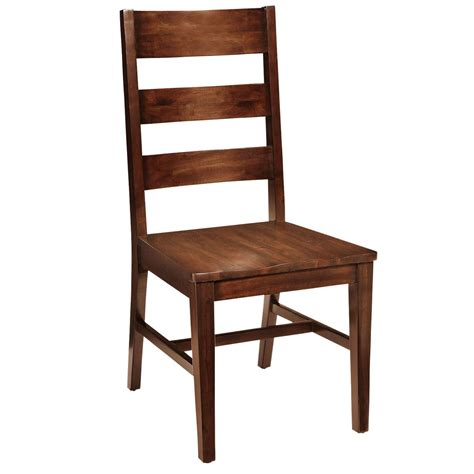 Chair : Parsons Tobacco Brown Dining Chair
