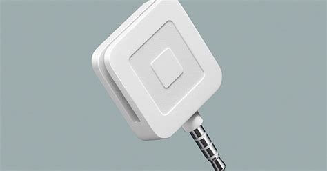 Square takes 2.75 percent of each credit card transaction. Square reveals thinner and more accurate mobile credit card reader   Engadget