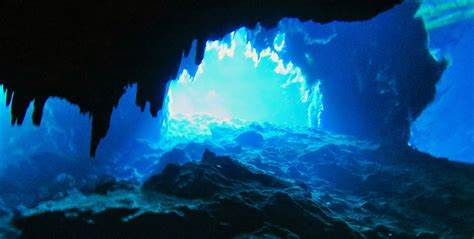 the cave and the light exploring the magical world of underwater caverns